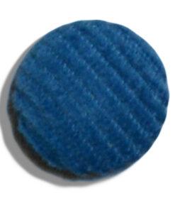 Fløjl-blå