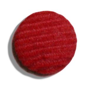 Fløjl-rød