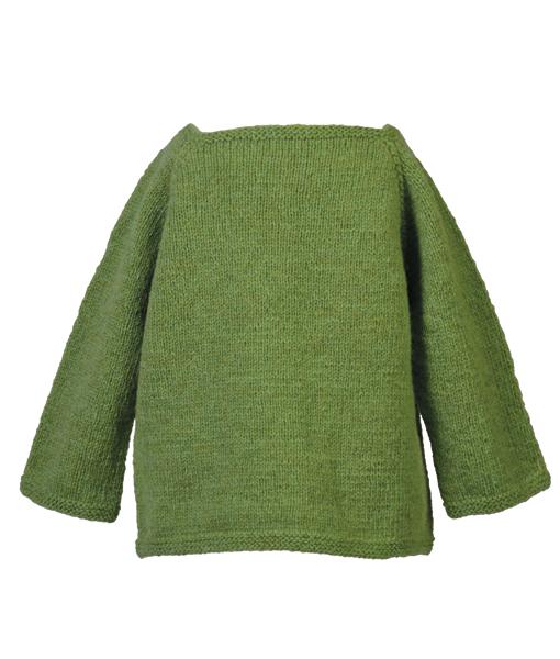 Liva-grøn-bag