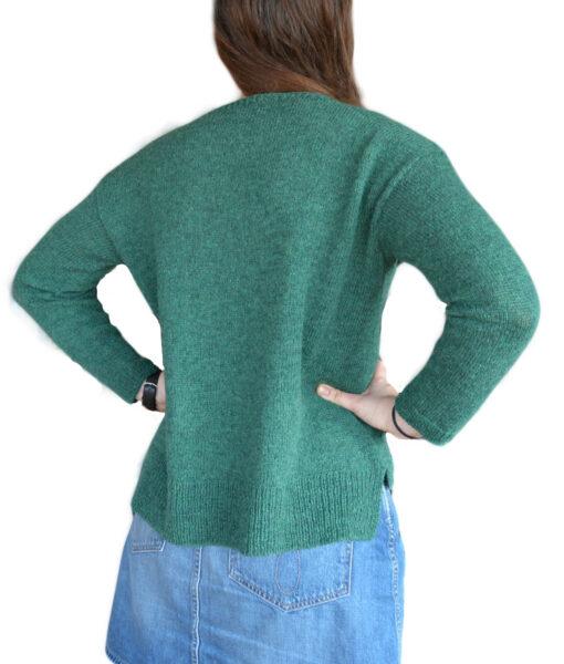 saras bluse ryg